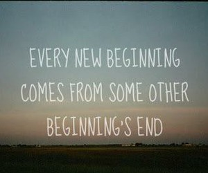 quotes, beginning, and end image