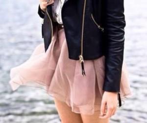 fashion, summer, and jacket image