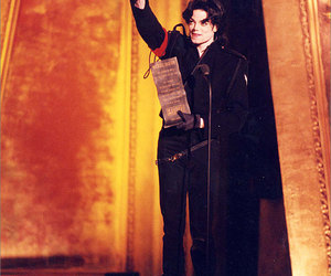 award, jackson, and king of pop image