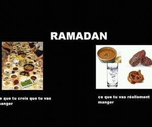 Ramadan, maghreb, and vrai image