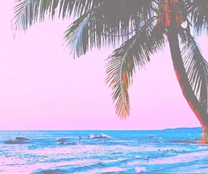 pastel, background, and tropical image