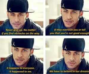 neymar, Dream, and neymar jr image