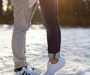 adidas, couples, and cute image