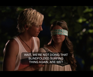 maia mitchell, ross lynch, and teen beach 2 image