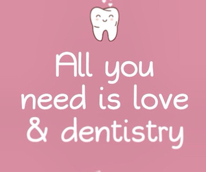 dentistry and love image