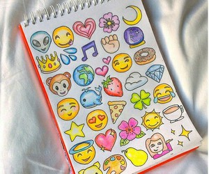 emoji, drawing, and art image