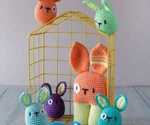 crochet, cute, and kawaii image