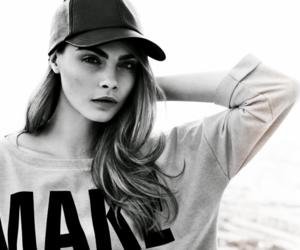 cara delevingne, model, and pink image