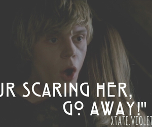 ghost, tate, and true love image