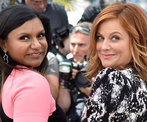 Amy Poehler, inside out, and mindy kaling image