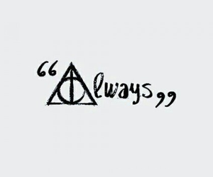always, harry potter, and harrypotter image