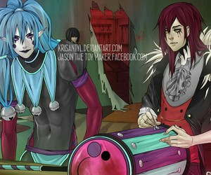 creepypasta, candy pop, and candypop image