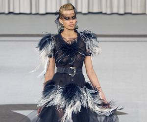 chanel, fashion, and Milana Keller image