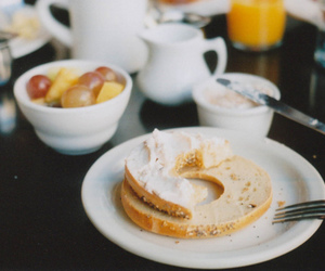 50mm, breakfast, and food image