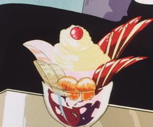 kawaii, yummy, and anime food image