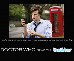 blackberry, dr who, and Who image