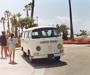 summer, beach, and car image