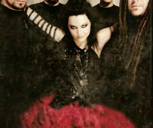 evanescence, amy lee, and band image