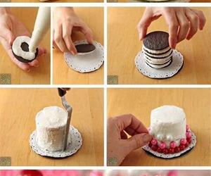 diy, cake, and food image