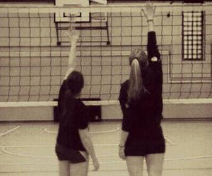 volleyball is life image
