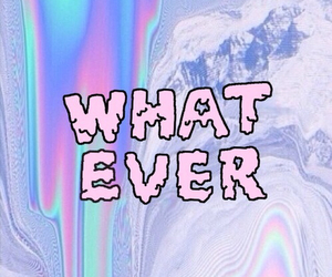 whatever, grunge, and pink image
