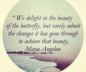 beauty, words, and change image
