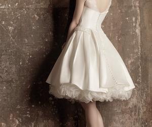beautiful, bridal, and classic image