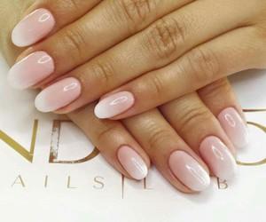 indigo, manicure, and nails image