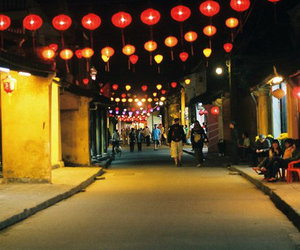 Vietnam and hoian image
