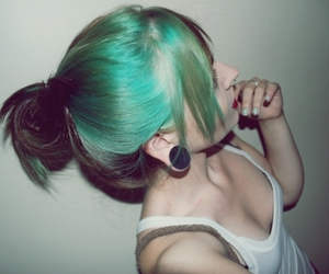fashion, Piercings, and girl image