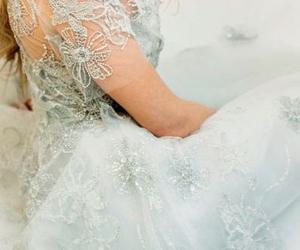 beautiful, lace, and style image