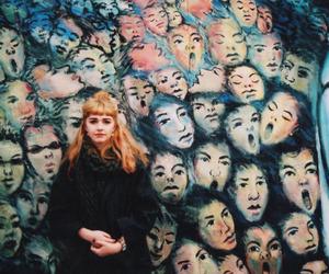 art, girl, and soul image