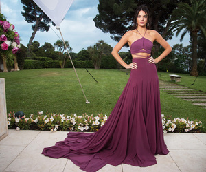 kendall jenner, fashion, and cannes image