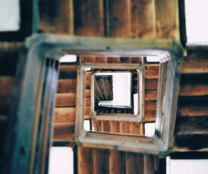 stairs, photography, and vintage image