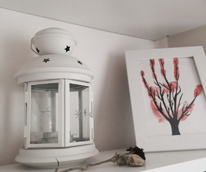 bedroom, diy, and candle image
