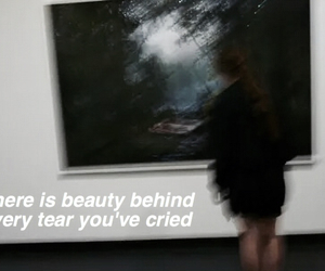 beauty, black, and tumblr image