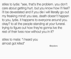 forever, truth, and stydia image