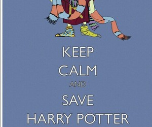 harry potter, dobby, and keep calm image