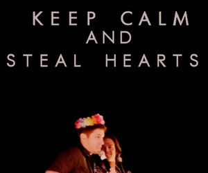 jared padalecki, Jensen Ackles, and keep calm image