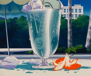 anime, kawaii, and summer image