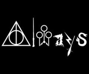 always, harry potter, and harry image