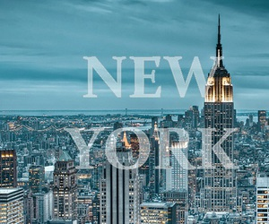 dreams, new york, and travel image