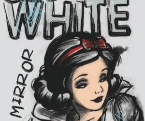 disney, disney princess, and snow white image
