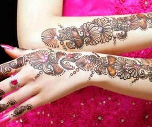 32 Images About Henna Arabic Mehndi Designs For Hands On We Heart It