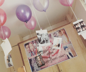 balloons, forever, and goals image