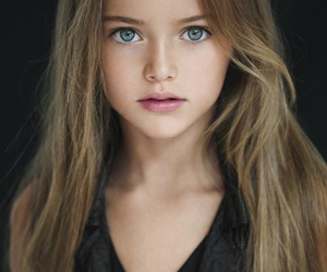 model, kristina pimenova, and child image