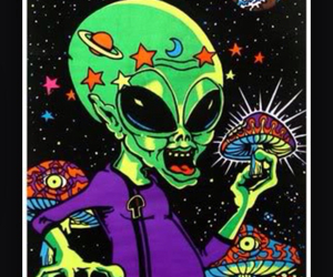 aliens, lsd, and tight image
