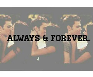 always, forever, and stelena image