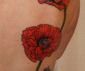 poppy and poppy tattoo image