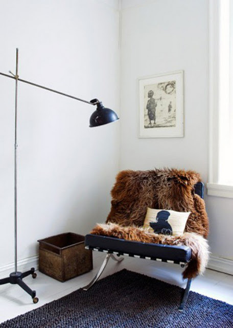 home, interior, and lamp image